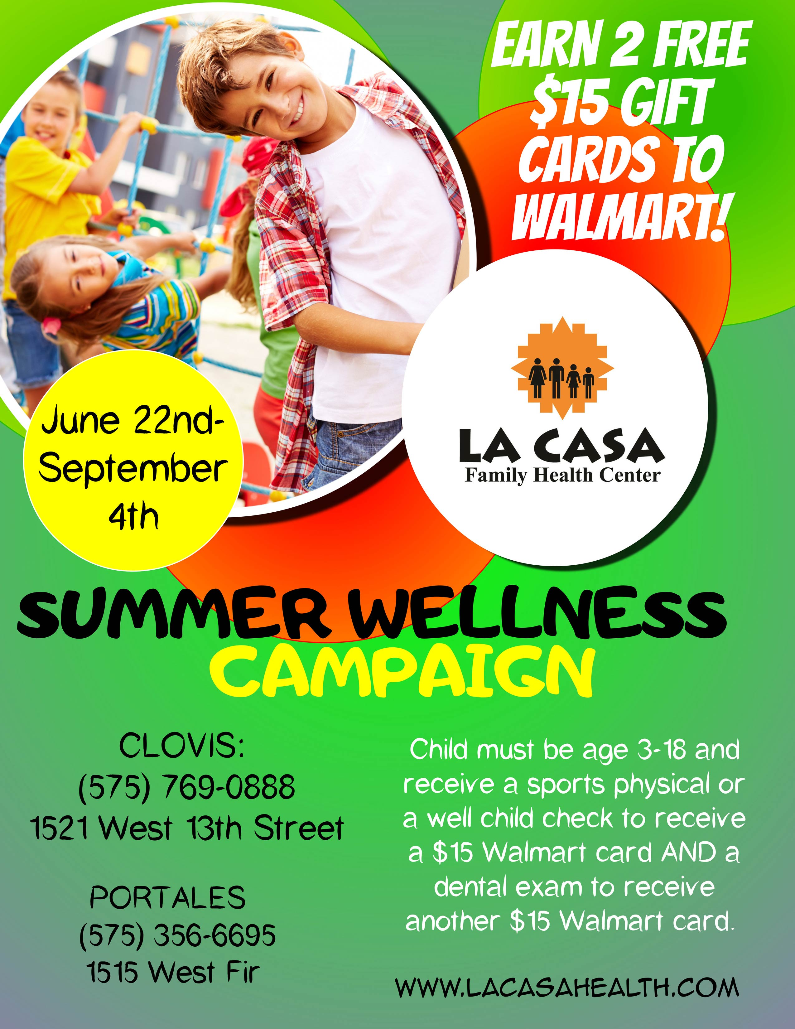 Summer Wellness CP 20