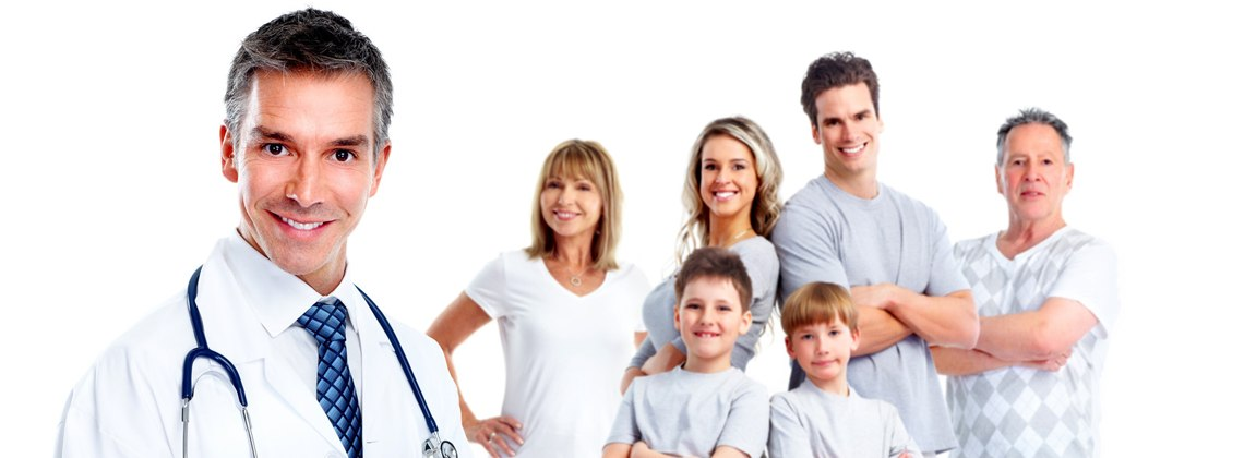 Family Medicine - medical specialty devoted to comprehensive health care for people of all ages